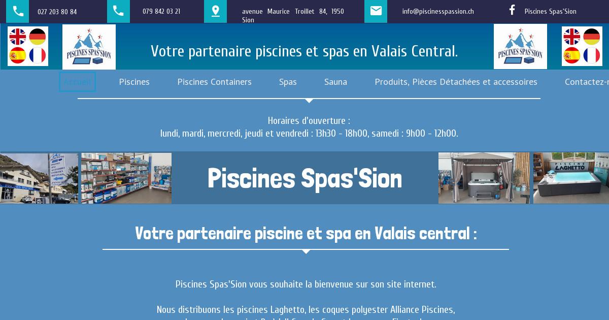 Piscines spas 39 sion accueil - Location spa a domicile ...